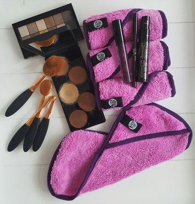 Makeup doek 4 stuks ( Voordeelpakket )