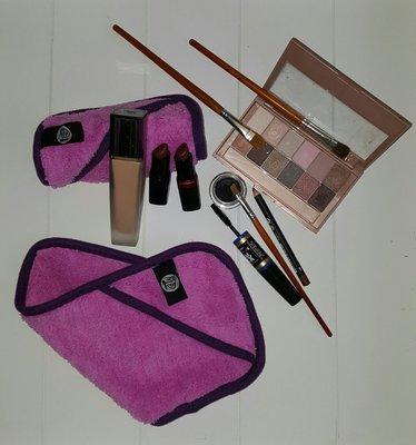Makeup doek 2 stuks