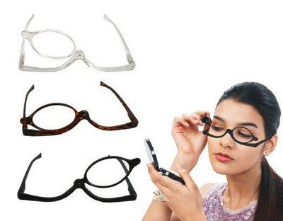 Makeup Epileer bril